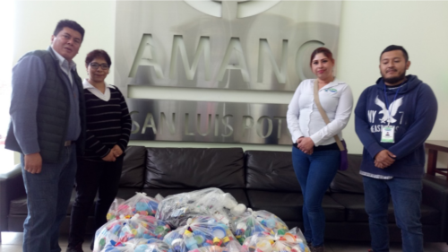 Campaña de Reciclaje y Medio Ambiente