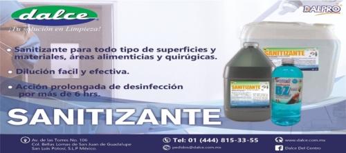 Kit de limpieza desinfectante