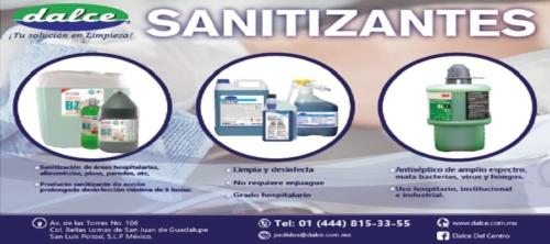 Sanitizantes
