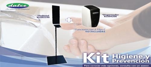 Kit de higiene y prevención